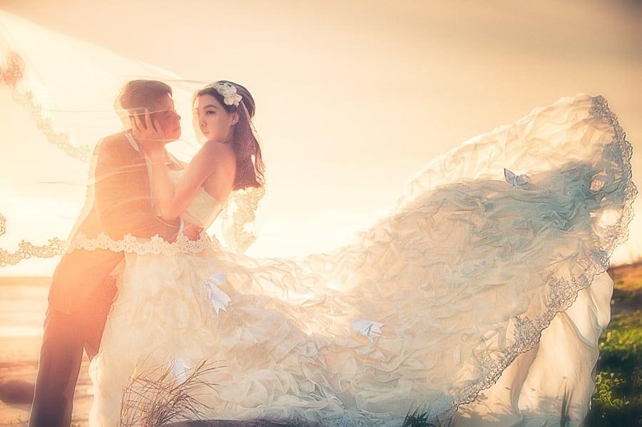 自助婚紗 - 台南
