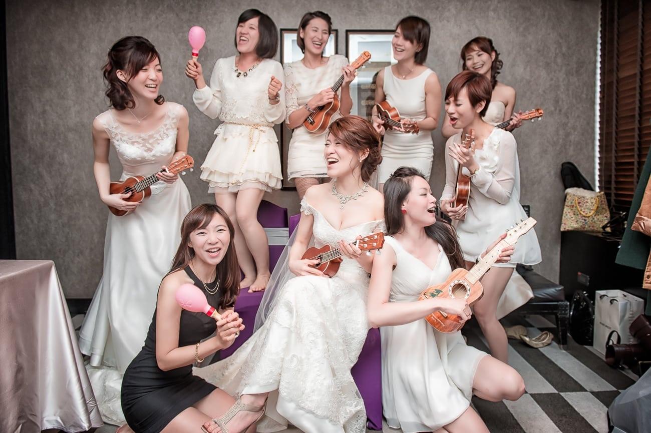 獲獎 2013  ISPWP「Bridal Party Portrait 」類別