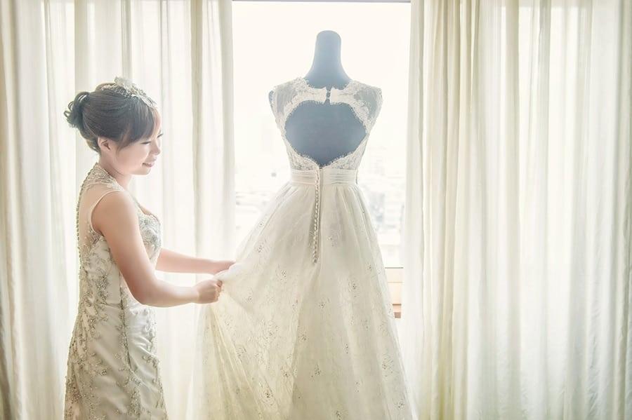 [婚禮攝影] 婚攝 澤于 高雄福華大飯店