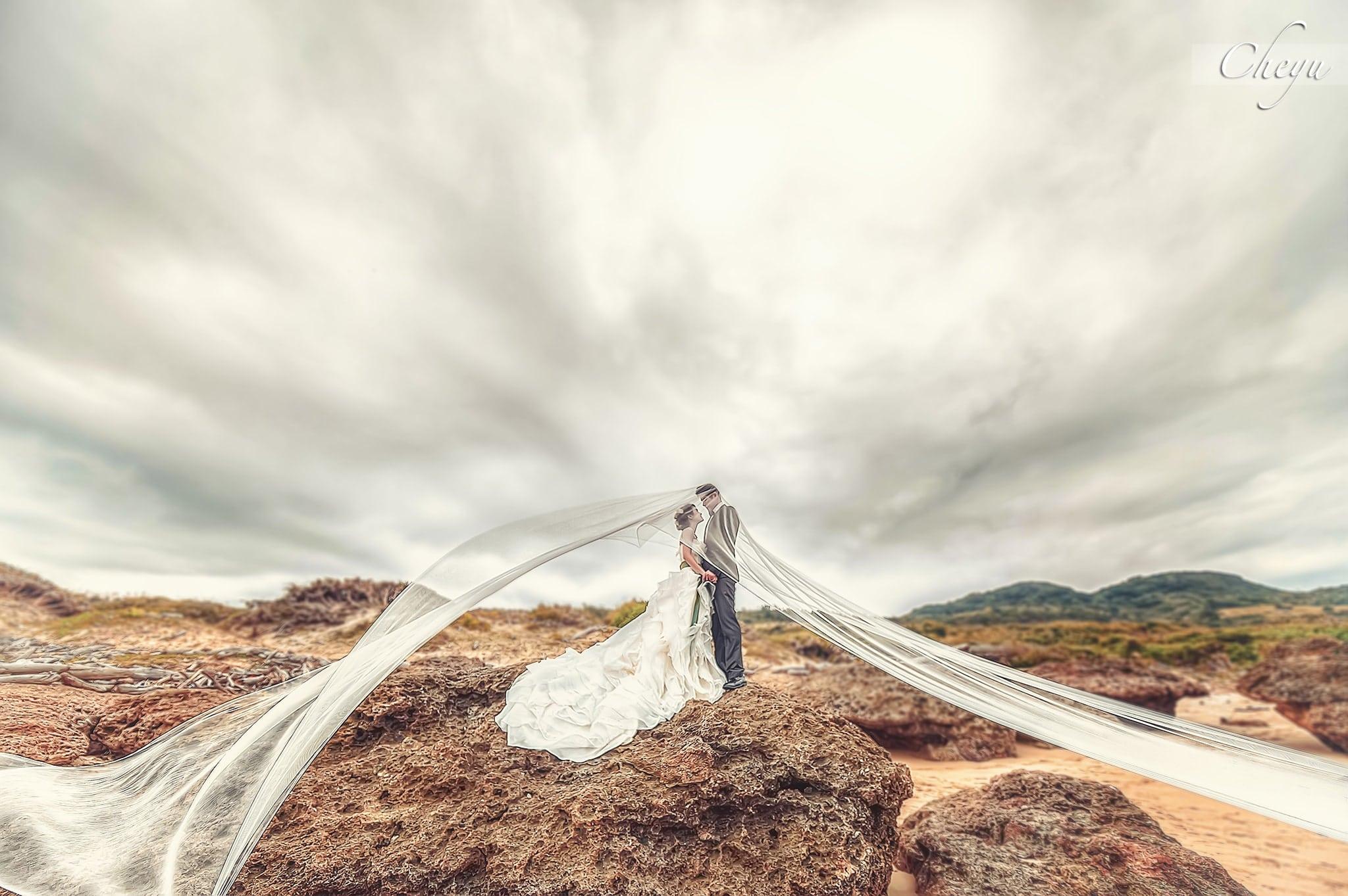[Pre-Wedding/自助婚紗]  墾丁