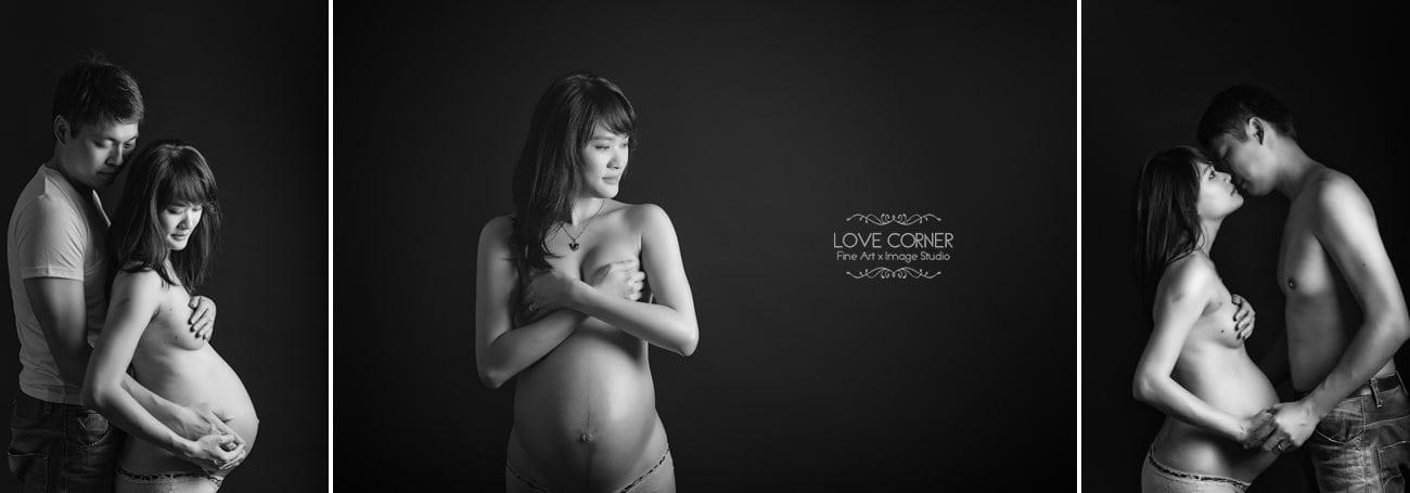 [Pregnant / 孕婦寫真 ] 性感和孕育從來就不是互相矛盾的