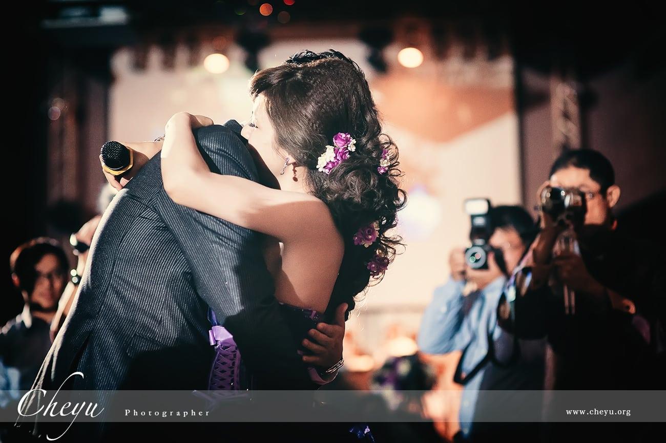 婚禮紀錄 - 台南 中信桂田 酒店