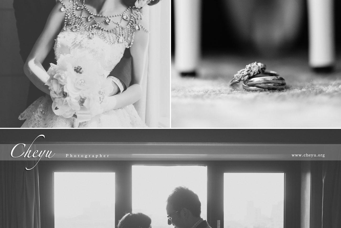 婚禮紀錄 - 高雄國賓 樓外樓
