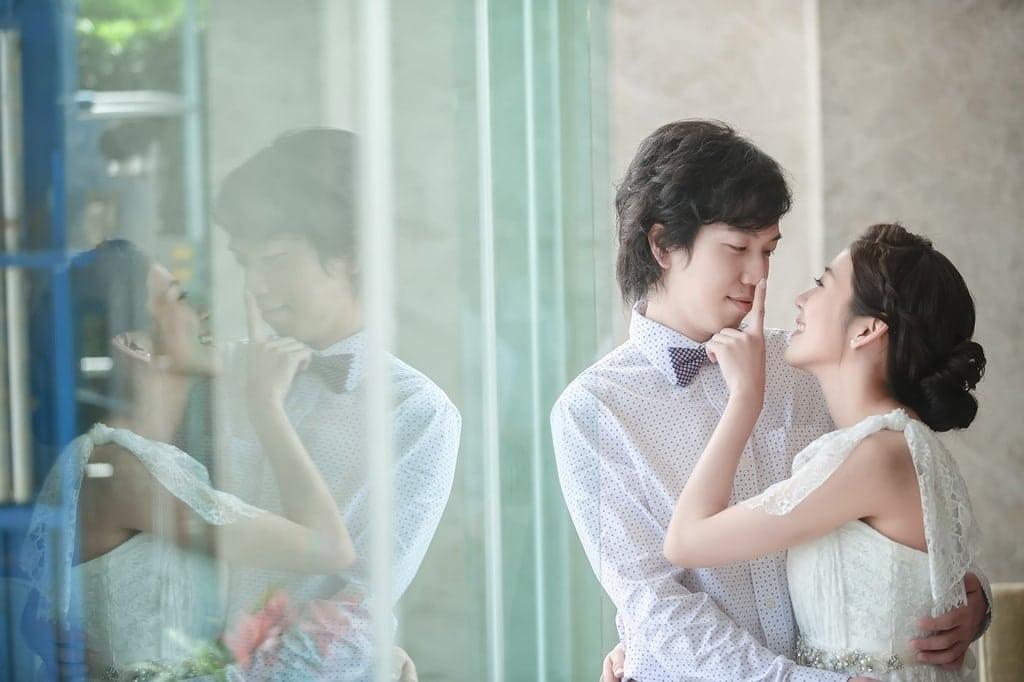 婚禮紀錄 - 台南 香格里拉