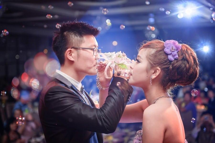婚禮紀錄 - 台南 東東宴會式場