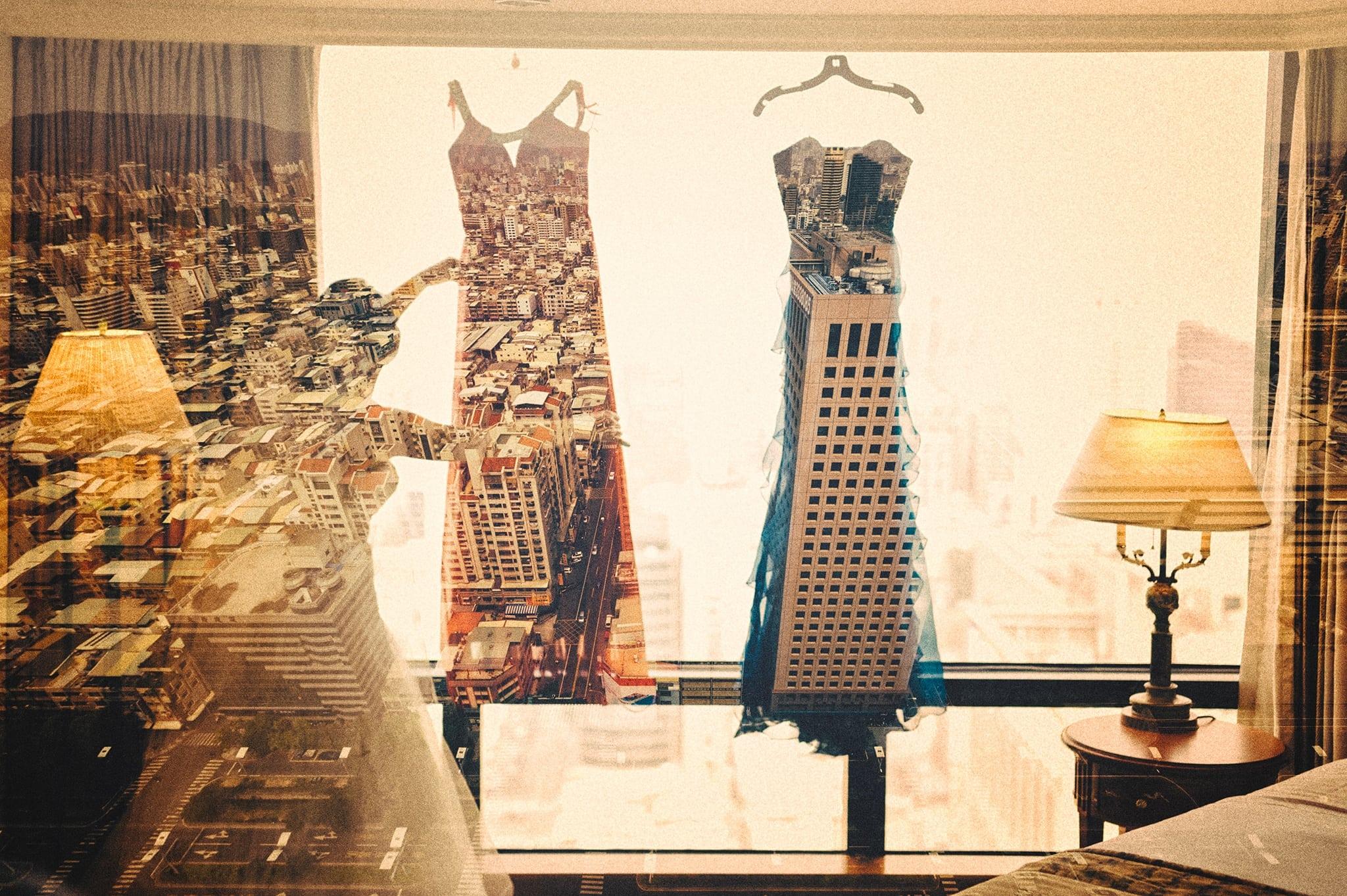獲獎 2014 ISPWP「The Wedding Dress 」類別