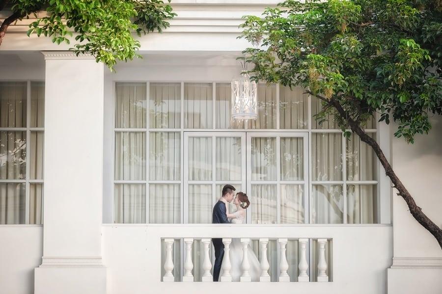 婚禮紀錄 - 台南商務會館