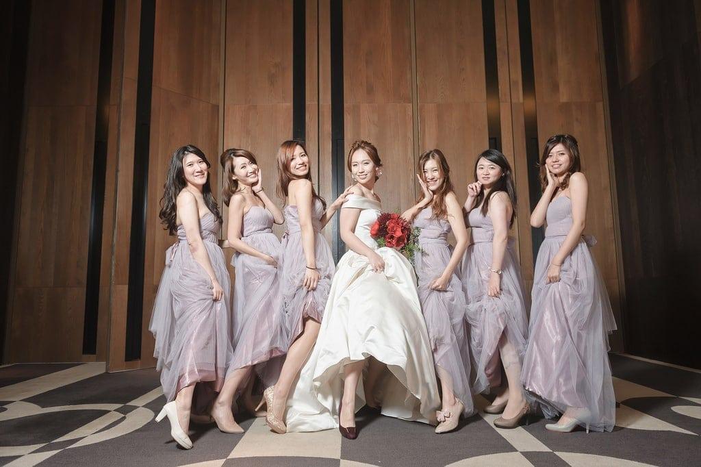 婚禮紀錄 - 台南 晶英酒店 大成廳 婚宴