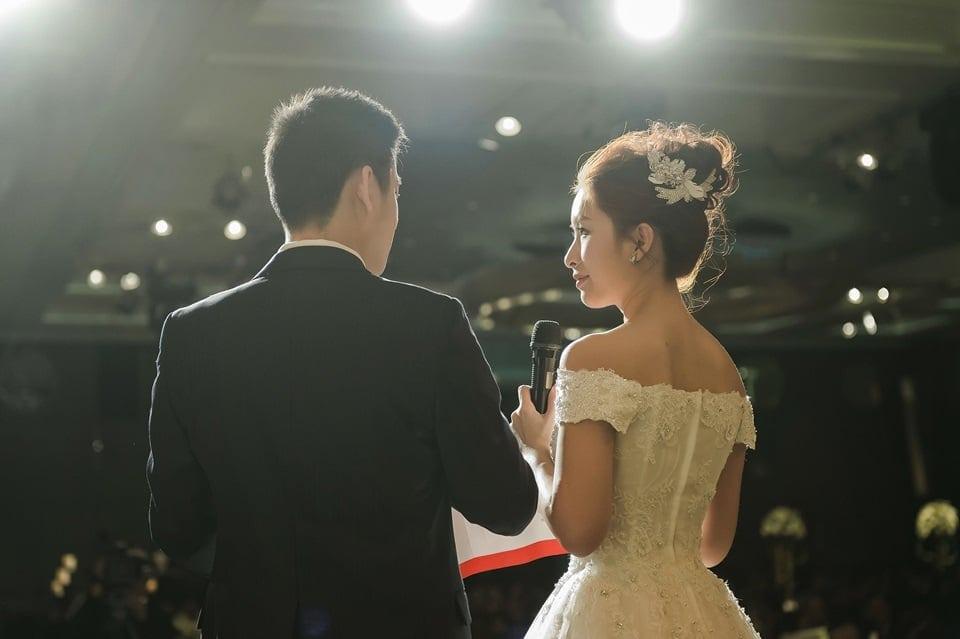 婚禮紀錄 - 台北 君悅酒店 澤于