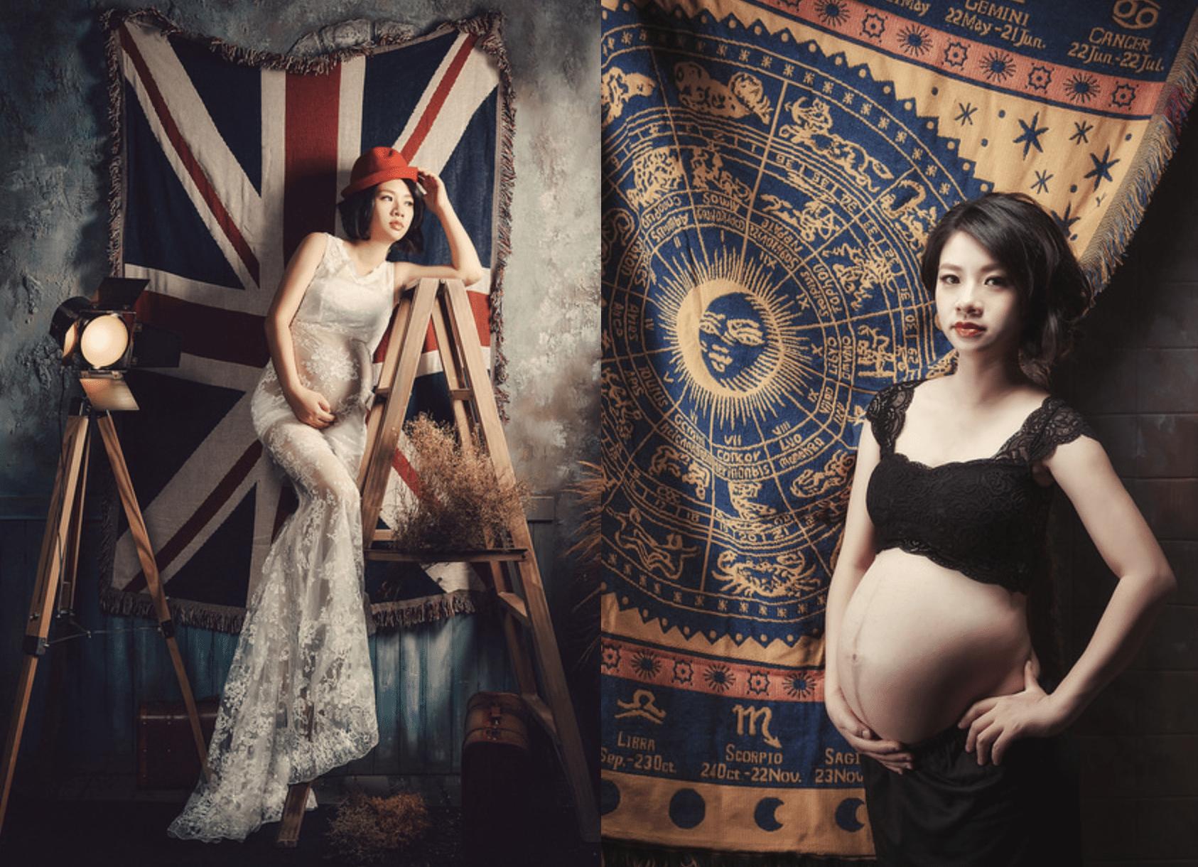 孕婦寫真 台南棚拍
