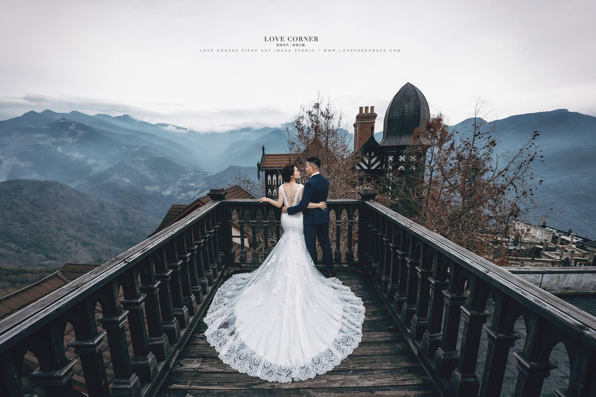 老英格蘭婚紗|南投清淨民宿景點|幻想曲套房|婚攝澤于