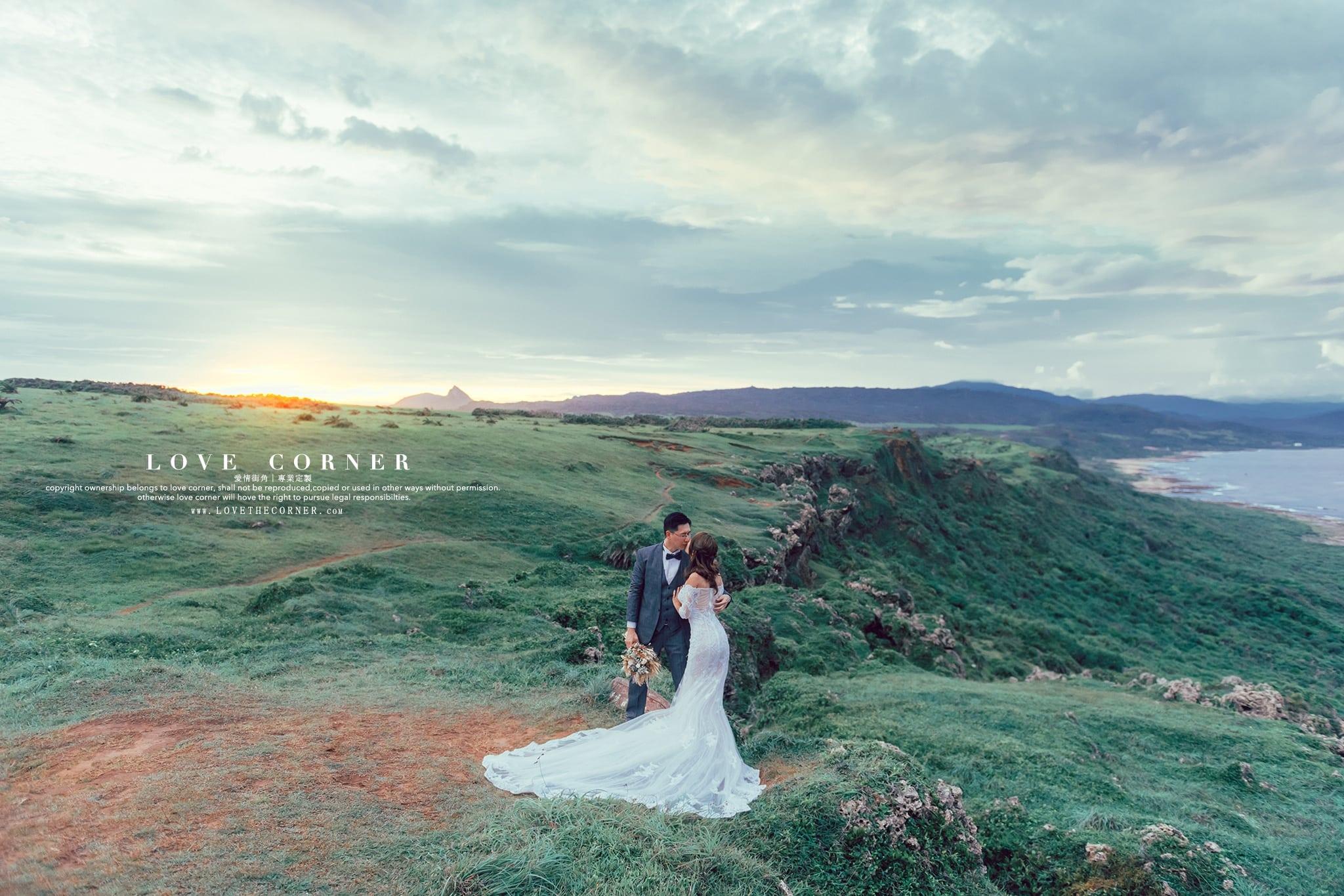 墾丁自助婚紗|拍照景點|愛情街角|婚攝澤于