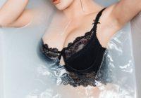 人魚姬眼影|浴缸寫真|澤于|Lulu Lin|金妖嬌|甜美風格