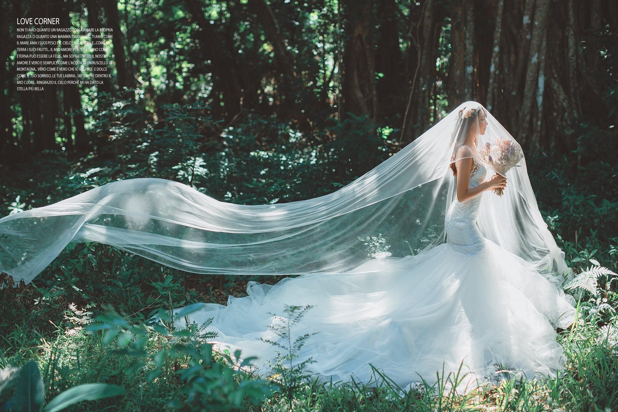 墾丁森林系婚紗景點|海景婚紗推薦