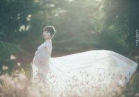 仙仙風格的台南孕婦寫真