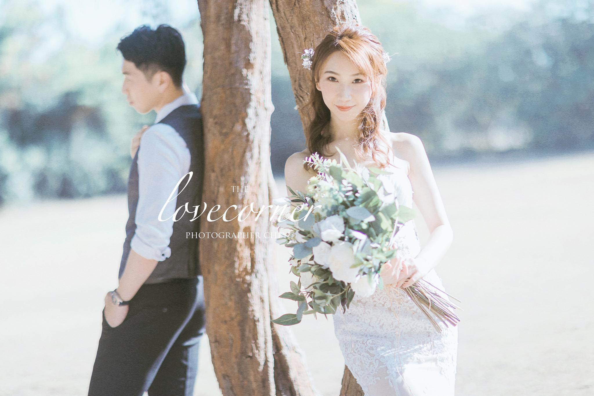 台南自助婚紗|拍一場如愛情劇般的浪漫唯美婚紗吧!|Hermosa Wedding