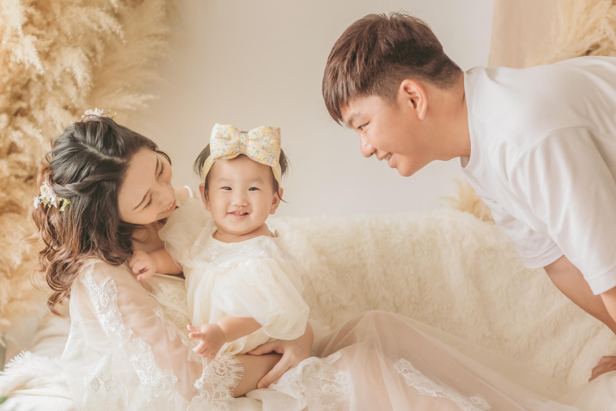 台南孕婦寫真推薦|一組溫馨家居孕婦照 貼近生