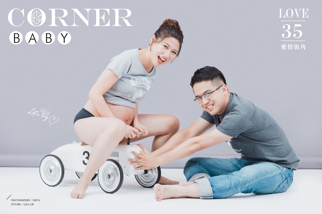 台南孕婦寫真|堅毅又柔美的孕婦寫真紀念