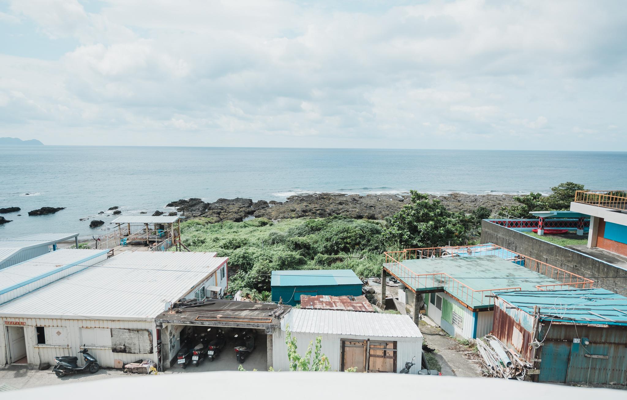 飯店民宿空間攝影|蘭嶼女人魚民宿